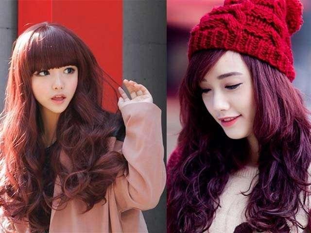 Học cách giữ màu cho tóc nhuộm lâu trôi