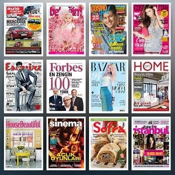 Ocak 2017 Dergi Paketi PDF indir