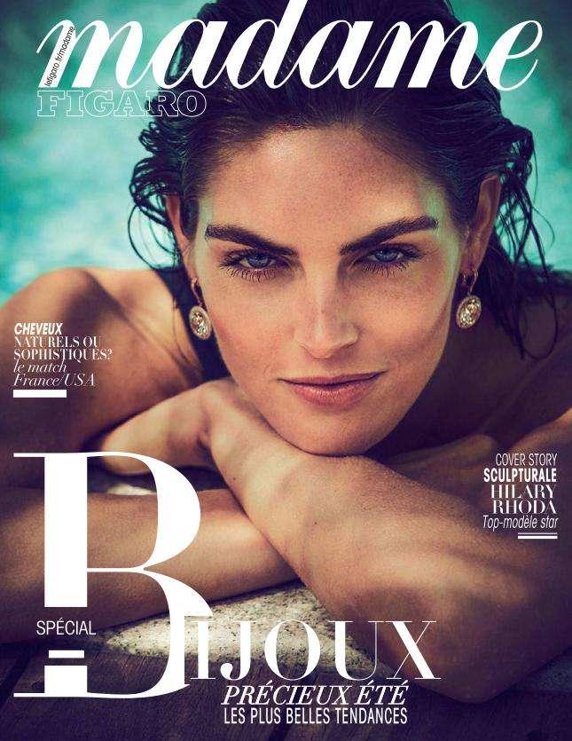 Madame Figaro - 29 Avril 2016