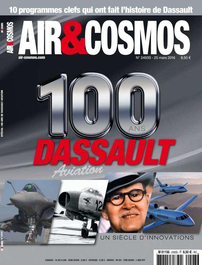 Air & Cosmos 2493 - 25 au 31 Mars 2016