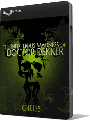 The Infectious Madness of Doctor Dekker DOWNLOAD PC ENG (2017)