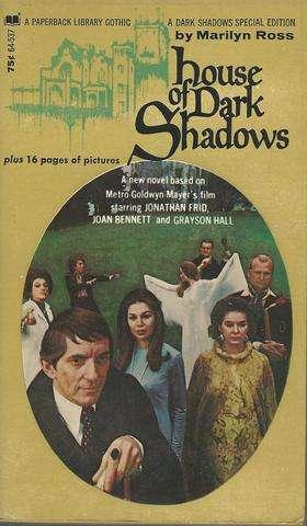 House of Dark Shadows, Marilyn Ross