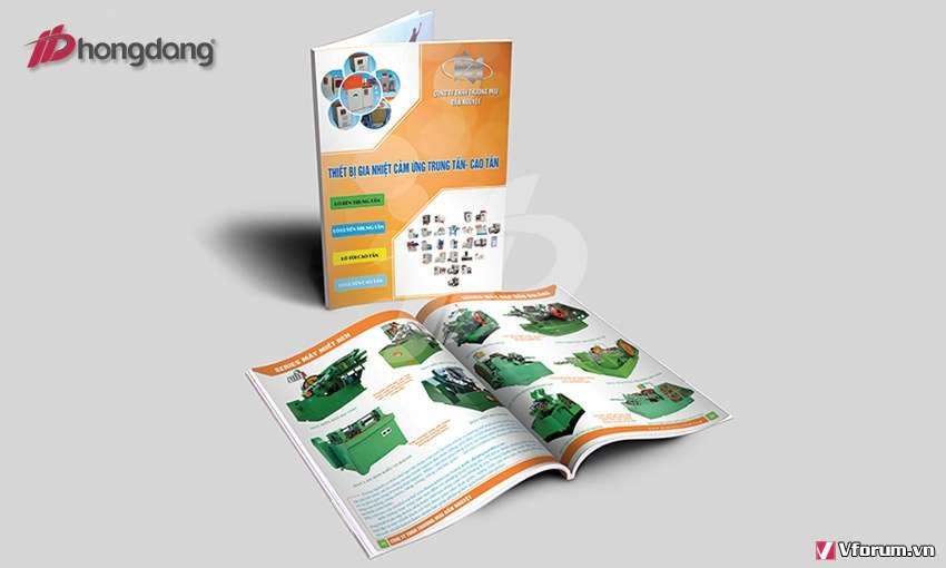 Đặt in catalogue tiện ích nhất cho khách hàng
