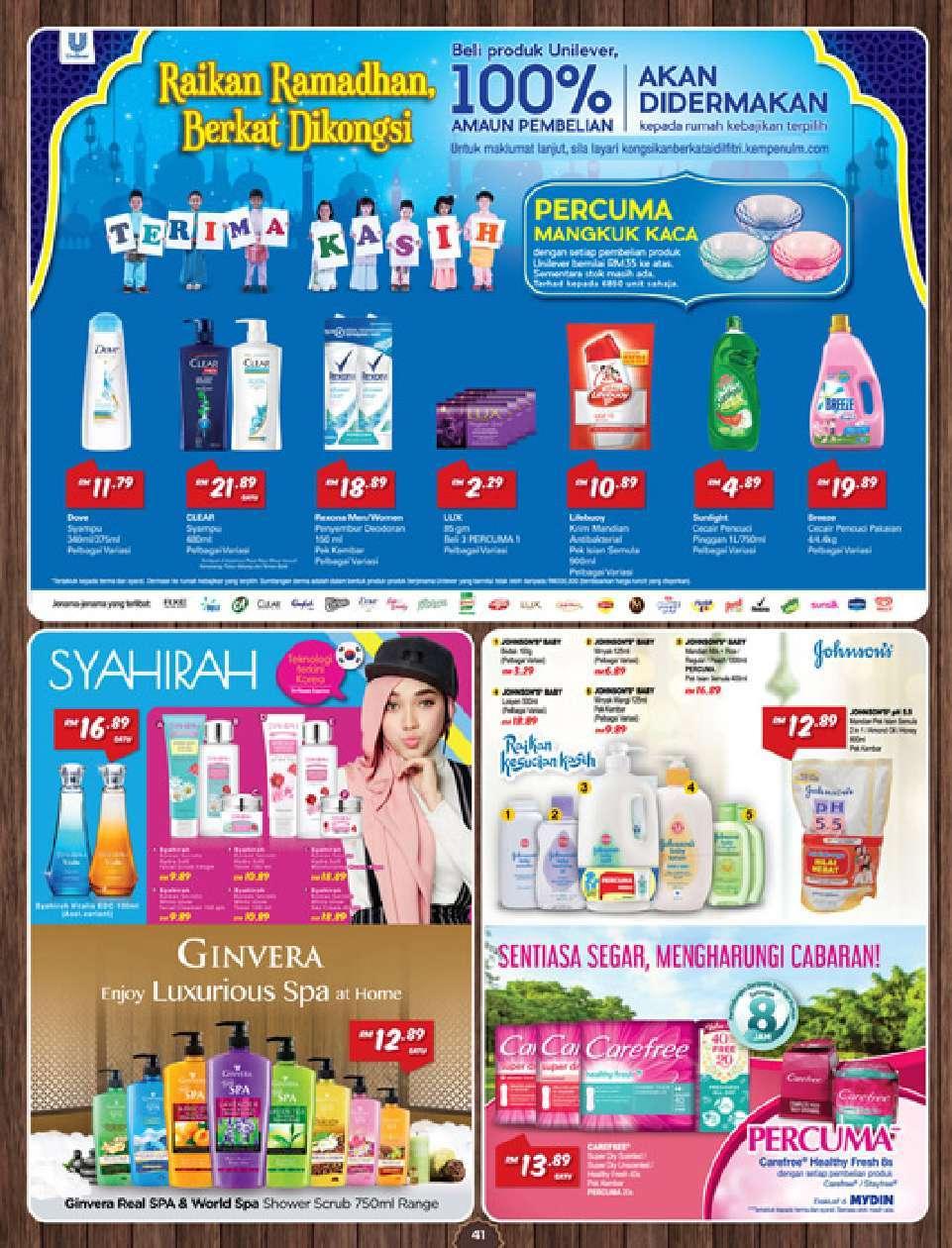 Mydin Catalogue(11 May – 4 June 2017)