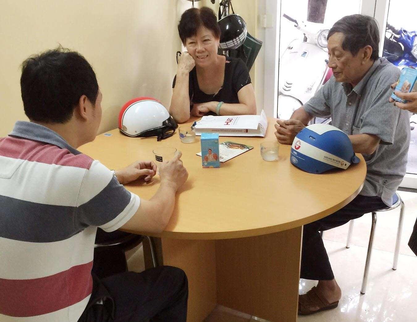 immunoba hỗ trợ cho bệnh nhân ung thư
