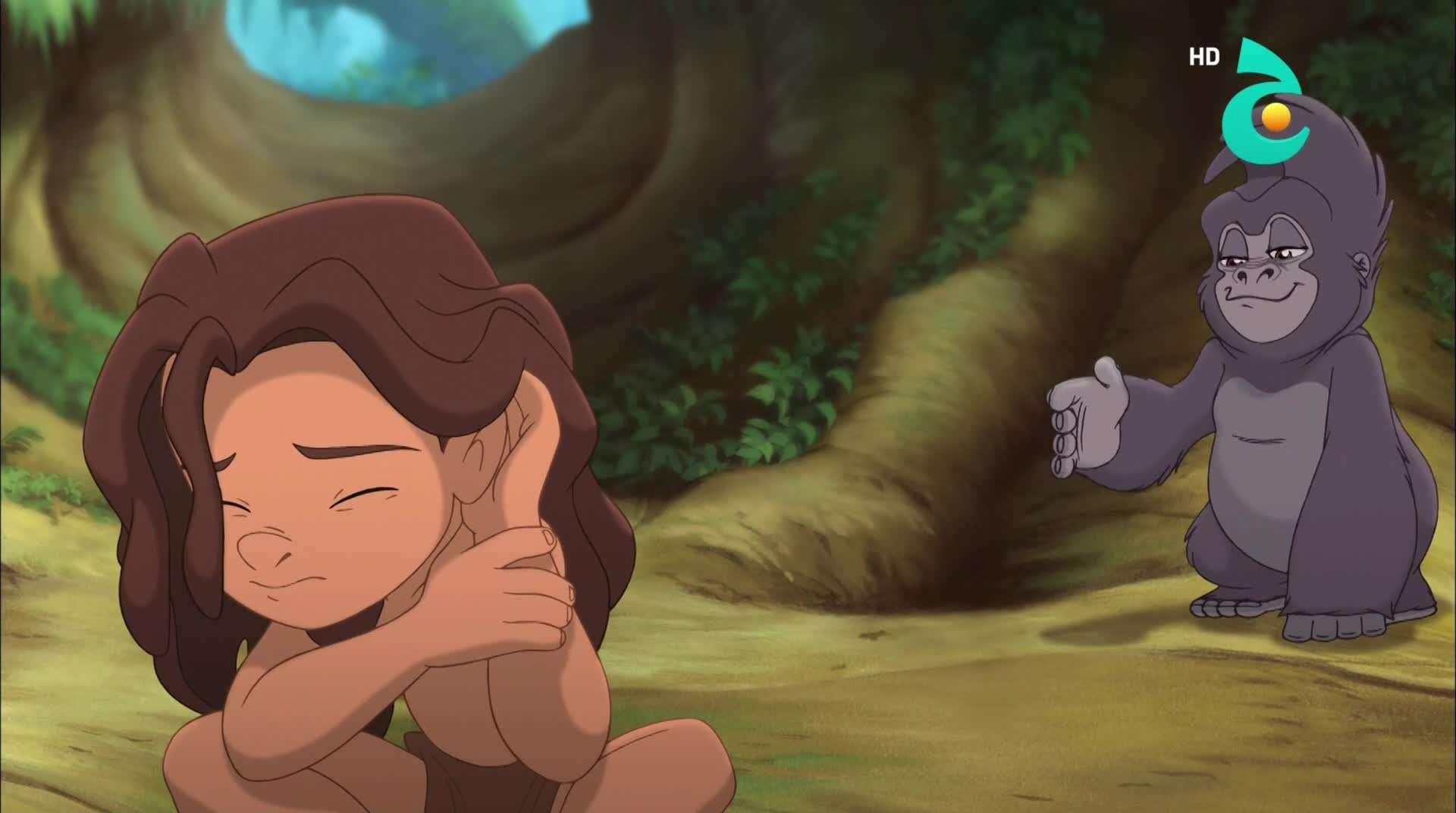 طرزان الجزء الثاني Tarzan II (2005) HDTV 1080p تحميل تورنت 3 arabp2p.com