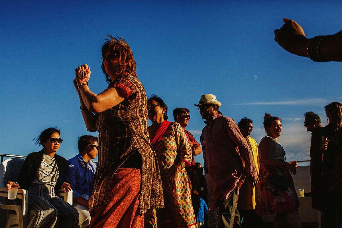 Gujarati Hindu wedding los cabos mexico