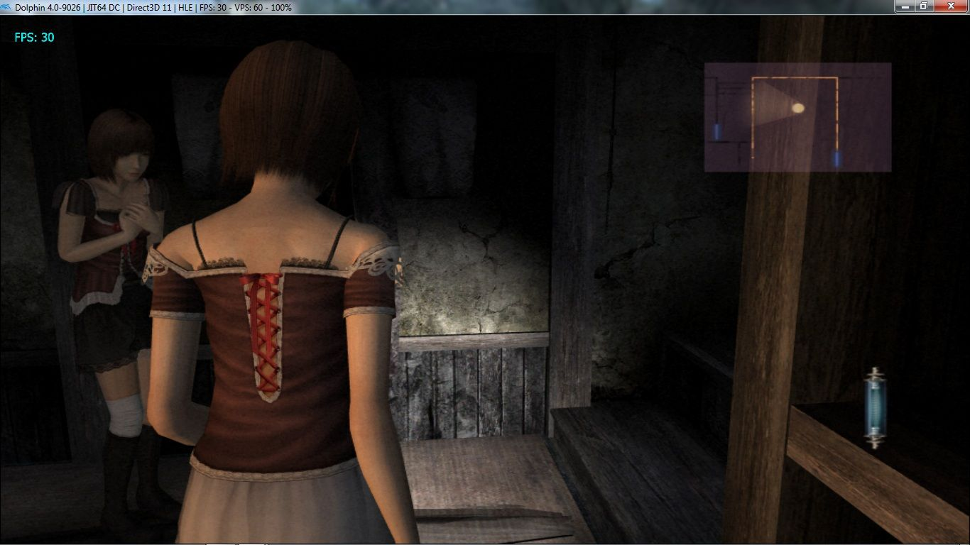 Guys Need Help: Fatal Frame 4