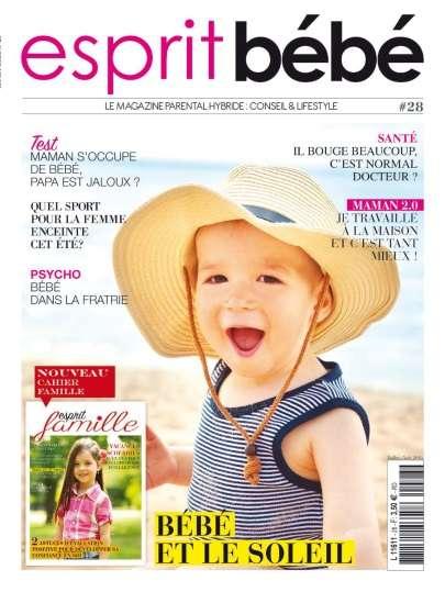 Esprit Bébé - Juillet/Août 2016
