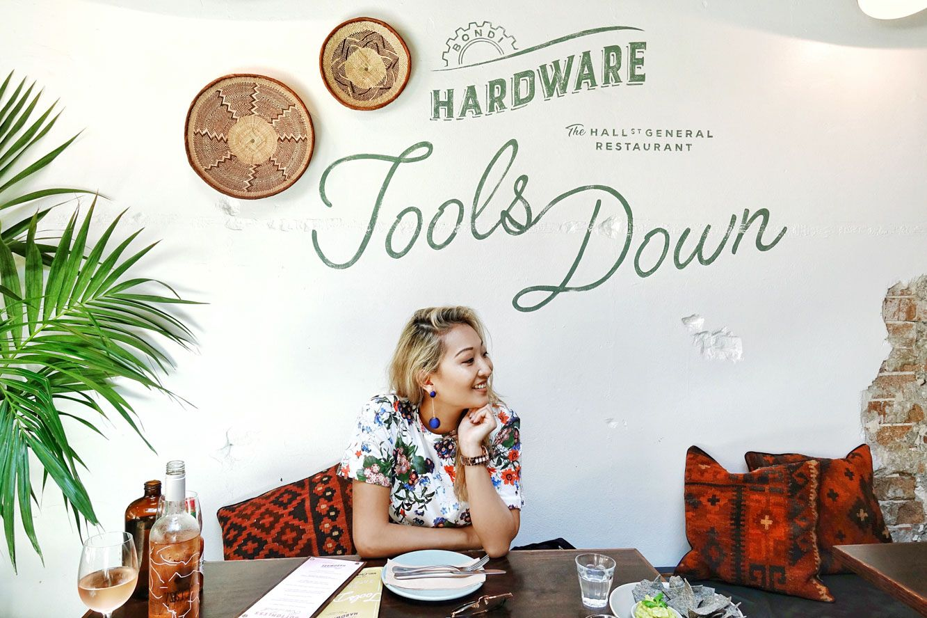 Urban Weekender, Bondi Hardware, Shop Small