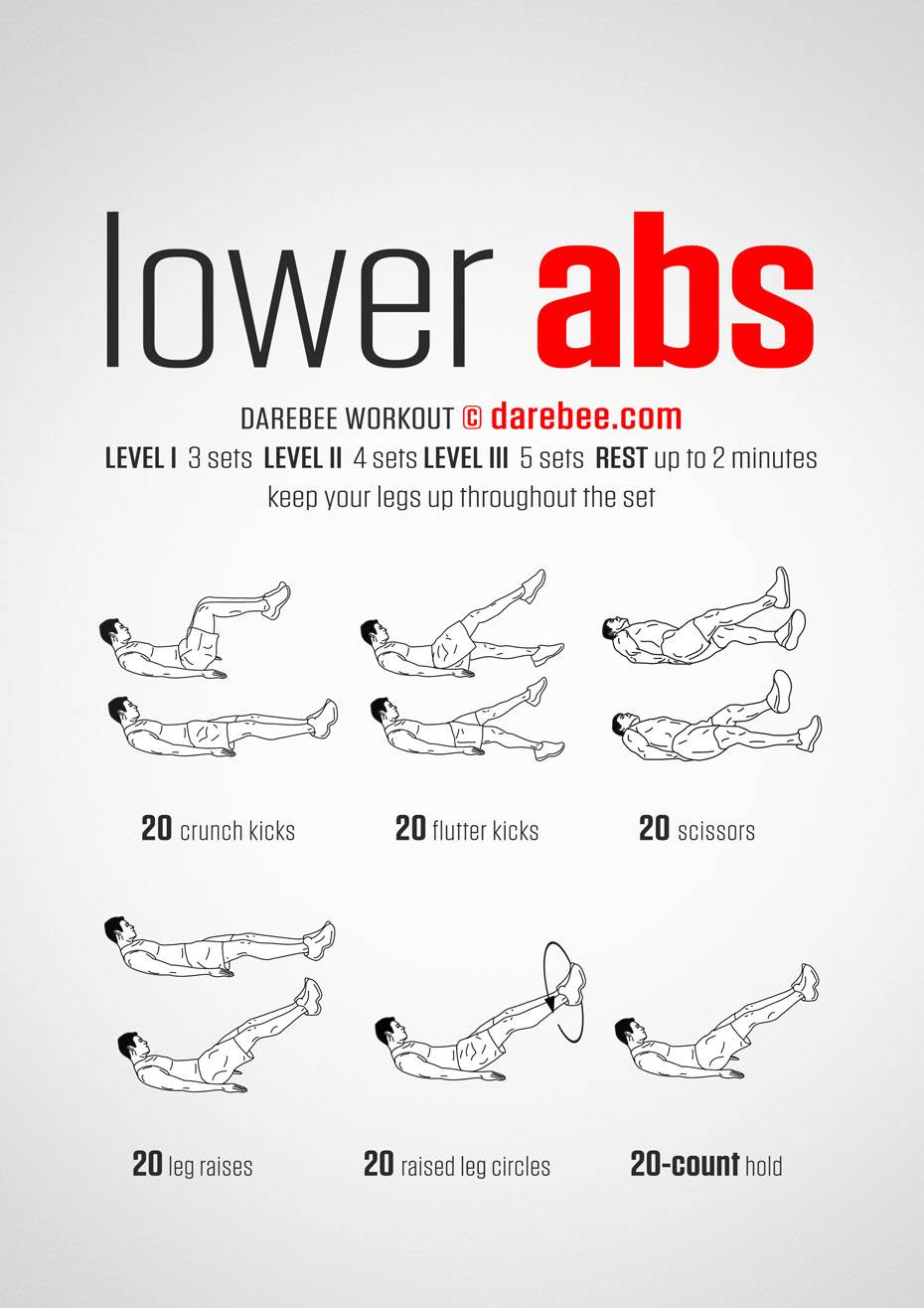 lower abdominal exercises