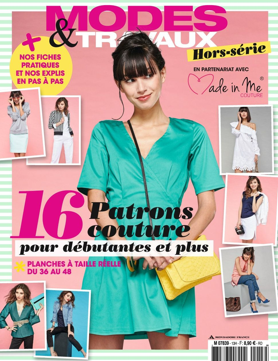 Modes & Travaux Hors-Série 13 - Printemps/Ete 2016