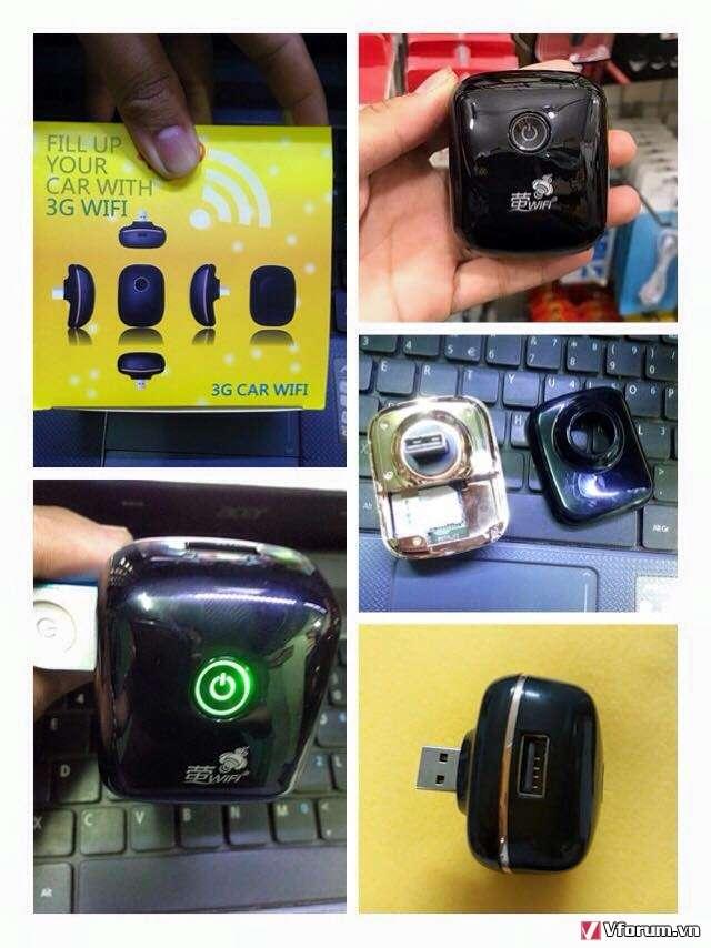 Phát Wifi 3G/4G Di Dộng Chính Hãng Và Sim Data 3G/4G Chất Lượng Giá Rẻ - 4