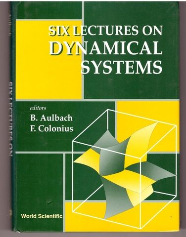 Six Lectures on Dynamical Systems