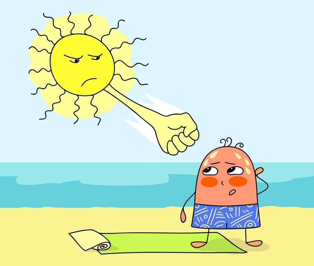 Các cách phòng tránh say nắng, say nóng hiệu quả
