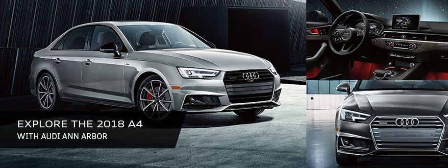 2018 Audi A4 Sedan Model Review