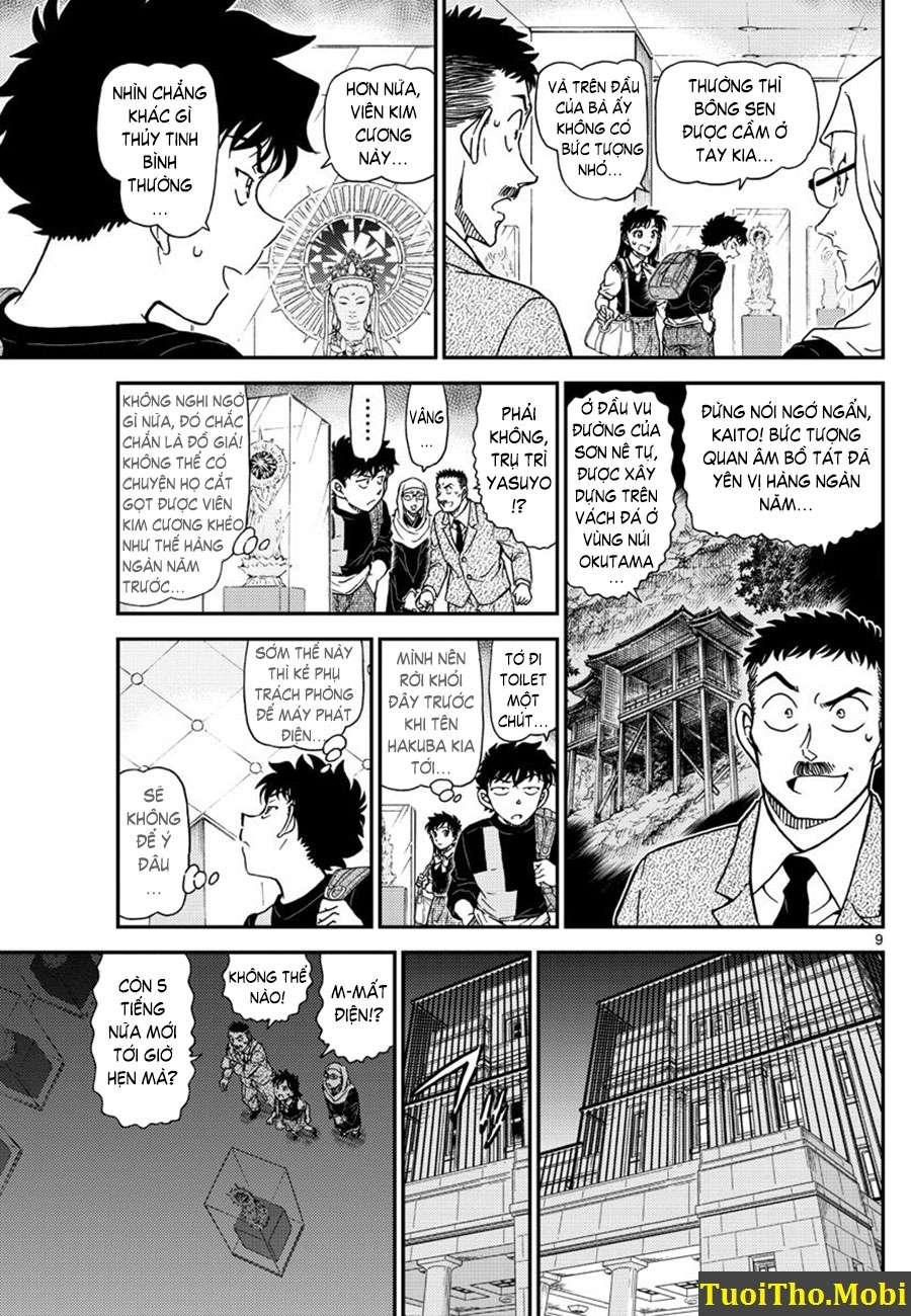 đọc truyện Magic Kaito chap 34 trang 9