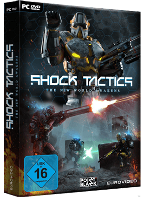 Shock Tactics DOWNLOAD PC ENG (2017)
