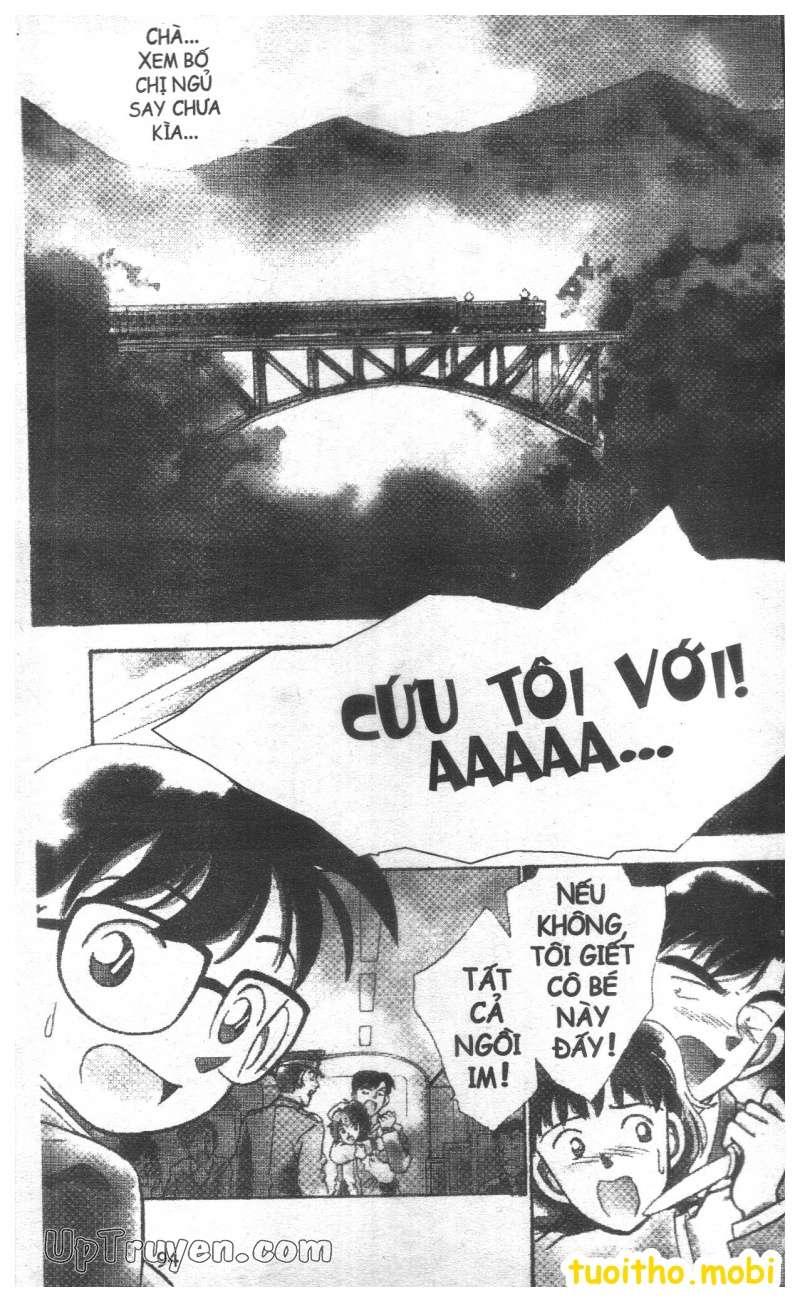 đọc truyện Conan bộ đặc biệt chap 23 trang 1