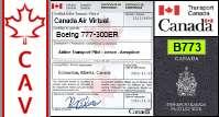 B773 Certified