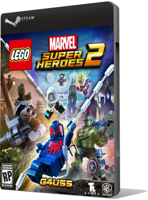 [PC] LEGO Marvel Super Heroes 2 - Update v1.0.0.18394 incl. DLC (2017) - FULL ITA