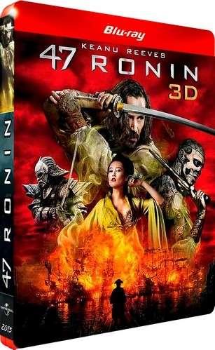 47 Ronin (2013) BluRay 3D Full AVC ITA DTS 5.1 ENG DTS-HD MA 5.1
