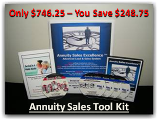 Annuity Sales Excellence™ - Save $248.75