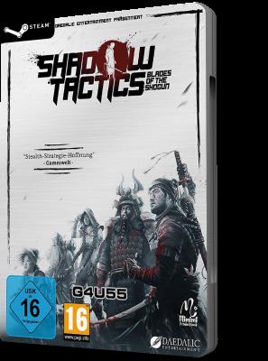 [PC] Shadow Tactics: Blades of the Shogun (2016) - SUB ITA