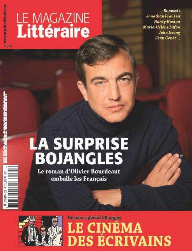 Le Magazine Littéraire 568 - Juin 2016