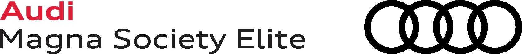 Audi Magna Society Elite Award