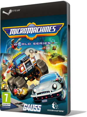 Micro Machines World Series DOWNLOAD PC ITA (2017)
