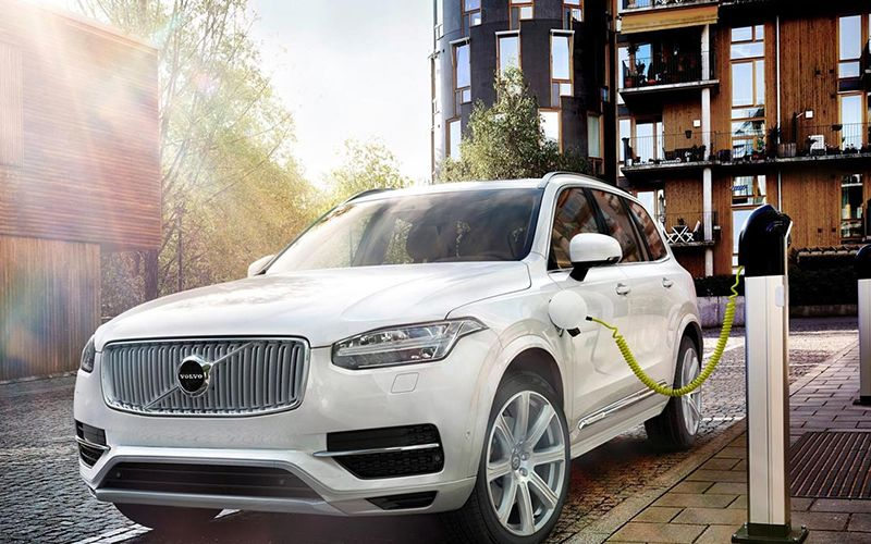 Volvo Cars to Go All Electric