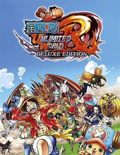 One Piece Unlimited World Red - Deluxe Edition (with 50+ DLCs, MULTi7) [FitGirl Repack]