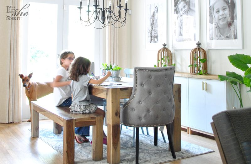 Sideboard are useful on dining areas