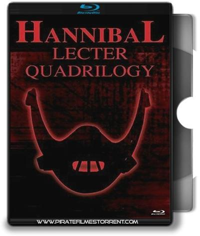 Coleção Quadrilogia – Hannibal Lecter