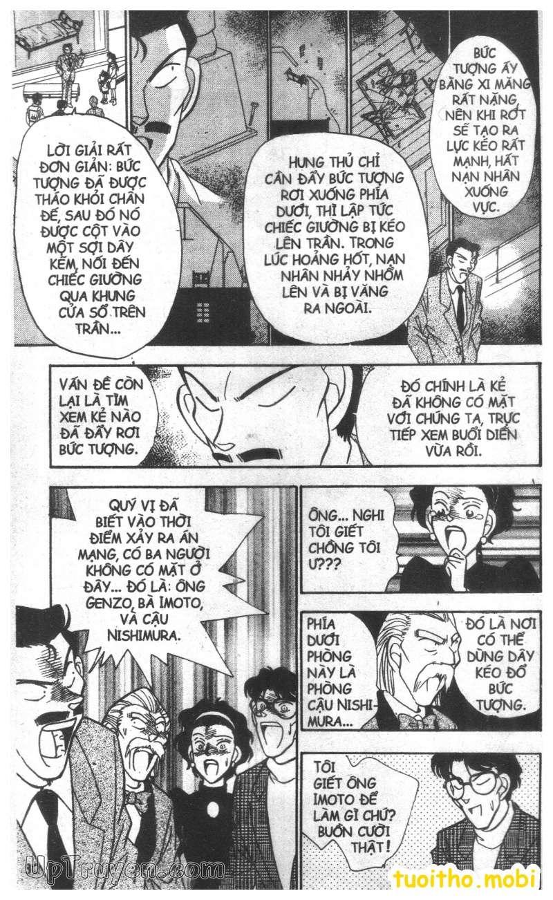 đọc truyện Conan bộ đặc biệt chap 19 trang 9