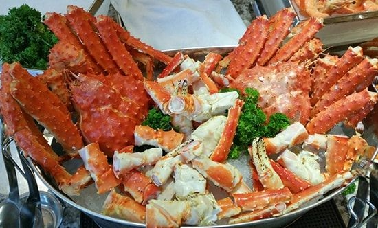cua king crab