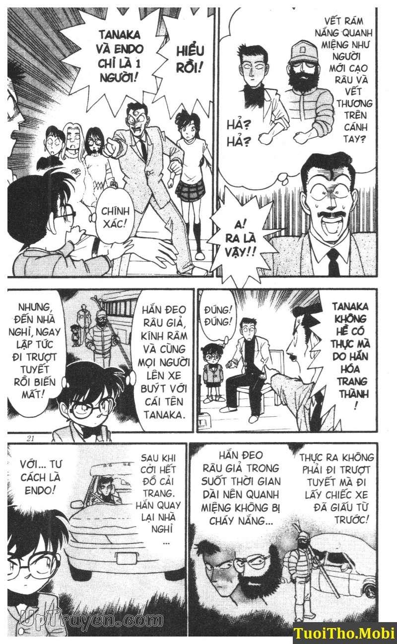 đọc truyện Conan bộ đặc biệt chap 1 trang 16