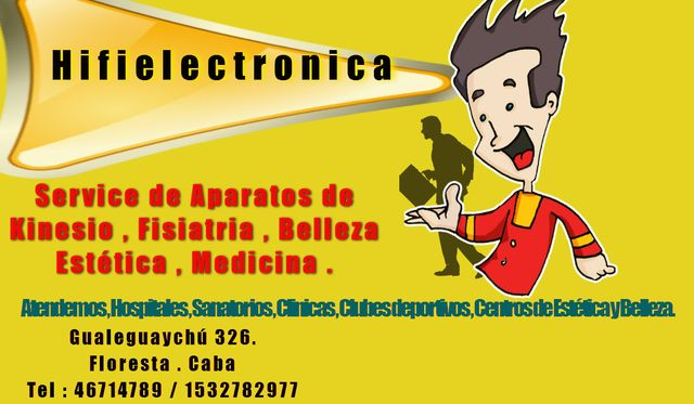 Servicio de Reparación de Electromedicina