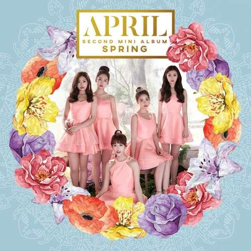 April - Spring (Full 2nd Mini Album) - Tinker Bell + MV K2Ost free mp3 download korean song kpop kdrama ost lyric 320 kbps