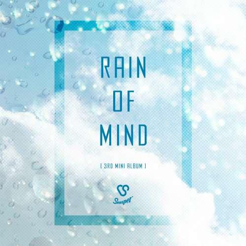 Mini Album SNUPER – SNUPER 3rd Mini Album 'Rain of Mind'