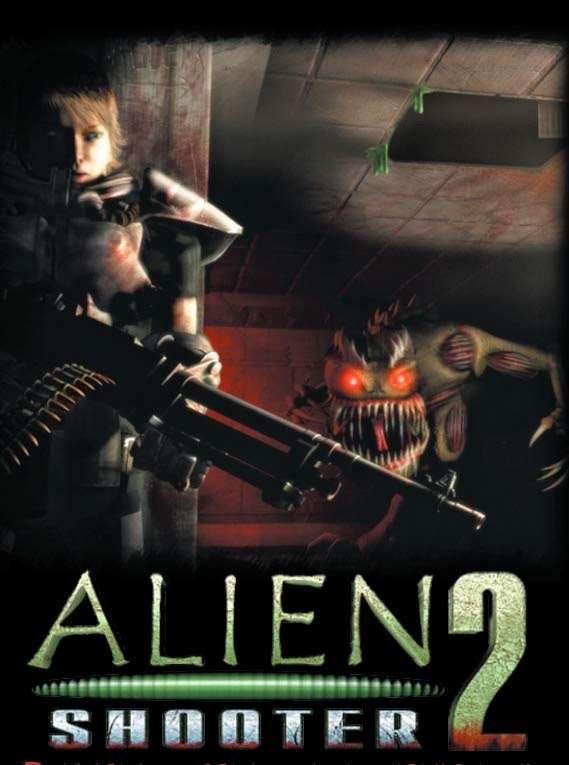Alien Shooter 2 Deutsche  Texte Cover