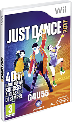 [WII] Just Dance 2017 (2016) - SUB ITA