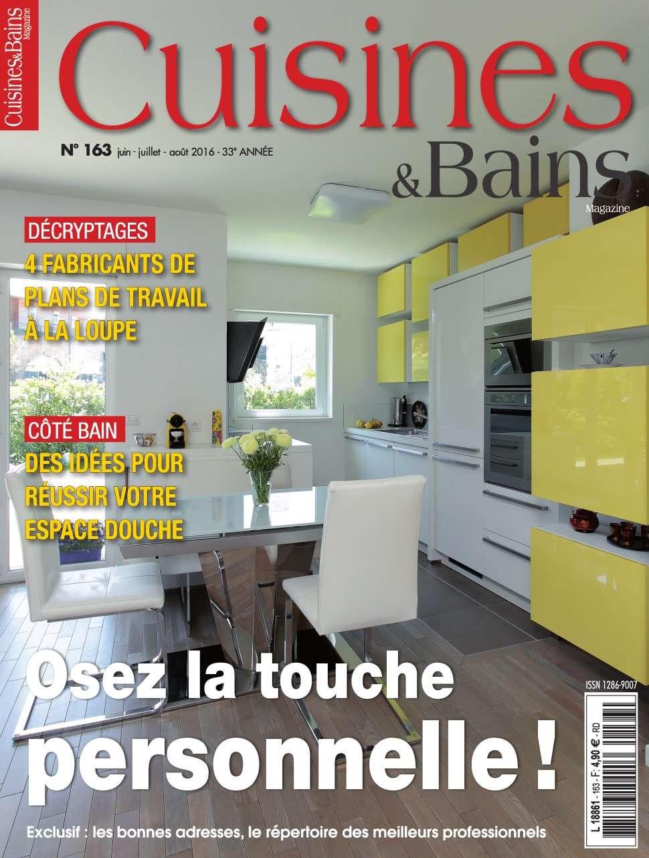 Cuisines & Bains 163 - Juillet/Aout 2016
