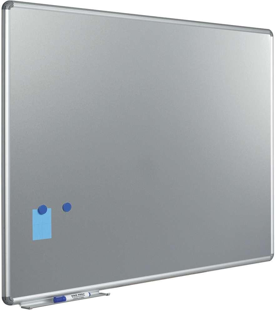 Photo: Silverboard DeLuxe Design profiel 16mm, metallic silver