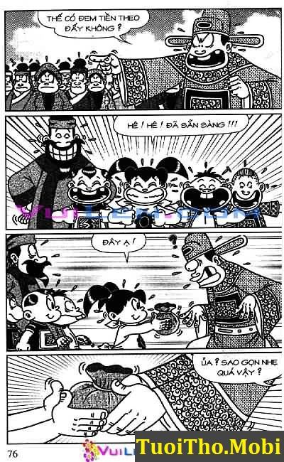 đọc truyện Thần Đồng Đất Việt tập 120 trang 1