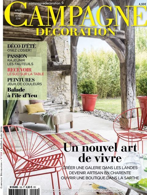 Campagne Décoration - Juillet-Aout 2016