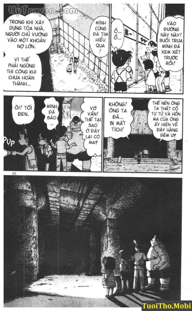 đọc truyện Conan bộ đặc biệt chap 5 trang 2