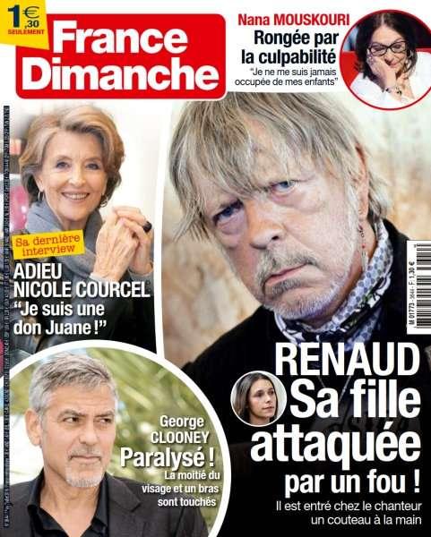 France Dimanche 3644 - 1er au 7 Juillet 2016