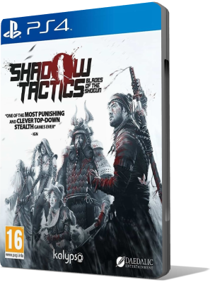 [PS4] Shadow Tactics: Blades of the Shogun (2017) - SUB ITA